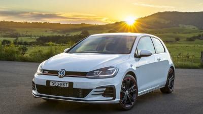 2018 Volkswagen Golf GTI Original First Drive