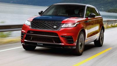 Coming Soon: Range Rover Velar SVR