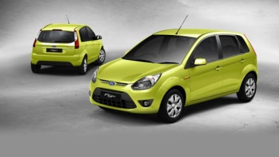 2012 Ford Figo Replacement Bound For Australia