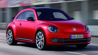 Volkswagen Beetle Diesel Bound For Chicago