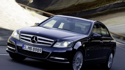 2012 Mercedes C-Class Revealed Ahead Of Australian Debut