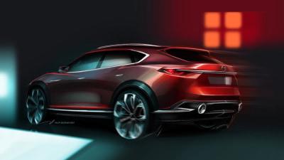 Mazda Looks To Expand SUV Range