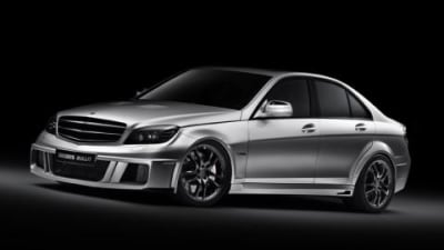 Brabus Bullit Biturbo Mercedes Benz C-Class - The secret is out