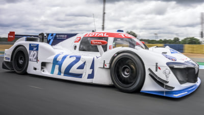 MissionH24 LMPH2G: World's fastest hydrogen car to launch at Goodwood Festival of Speed