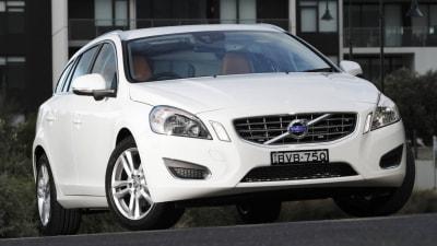 Volvo V60 On Sale In Australia