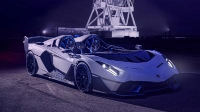2021 Lamborghini SC20: One-off 566kW open-top revealed