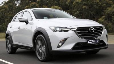 2015 Mazda CX-3: 'sTouring' And 'Akari' Models, Fuel Figures Confirmed