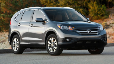 2013 Honda CR-V, Jazz Hybrid To Show At Australian International Motor Show