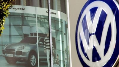 VW To Complete Takeover Of Porsche