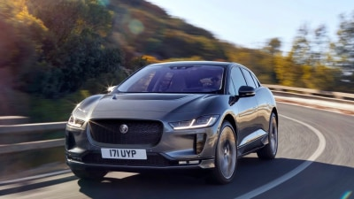 Jaguar I-pace to make some noise