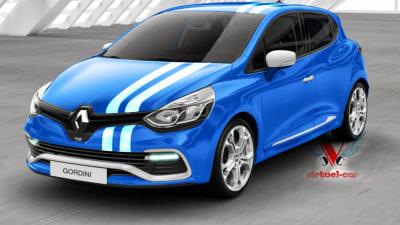 New Clio RS Gordini Coming: Report