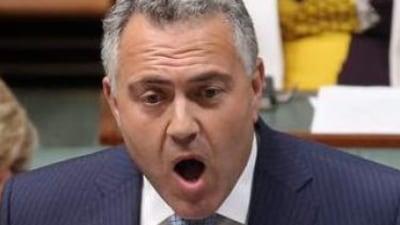 Rather than Holden, Australia's future now lies with Joe Hockey