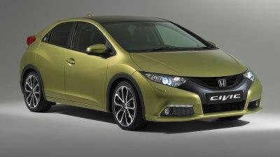 2013 Honda Civic Diesel Confirmed For Australia, Odyssey Update Next Week