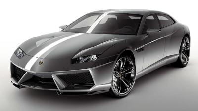Lamborghini Estoque Could Make Production Debut In 2012: Report