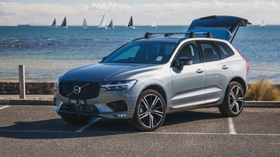 2021 Volvo XC60 T6 R-Design review