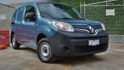 Renault Kangoo - New Diesel Automatic Model Coming To Australia