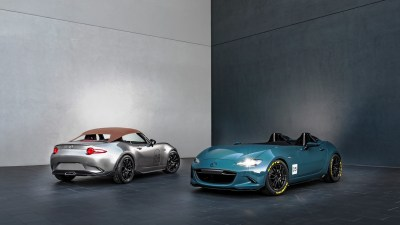 Mazda Unveils Extreme Lightweight MX-5 Design Concepts At SEMA