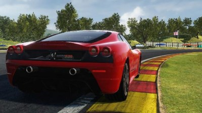 Ferrari Wants You To Get Your Game On