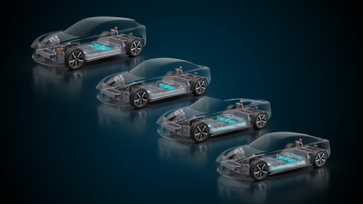 Williams and Italdesign partner up to create new electric car architecture