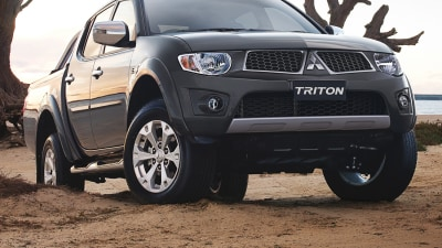 2013 Mitsubishi Triton Update On Sale In Australia