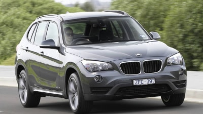 2013 BMW X1 sDrive18d Diesel Automatic Review