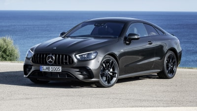 2021 Mercedes-AMG E53 4Matic+ coupe and convertible unveiled