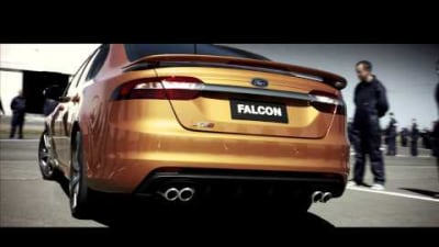 2015 Falcon XR8 Celebrated in 'Falcon Fanatics' Clip: Video