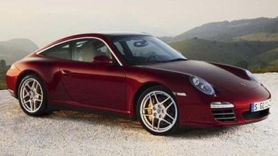 2009 Porsche 911 Targa Details Revealed