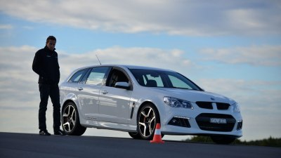 2013 HSV Gen-F Track Test Review