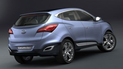 Update: Hyundai HED-6 Changes Name To 'ix-onic'
