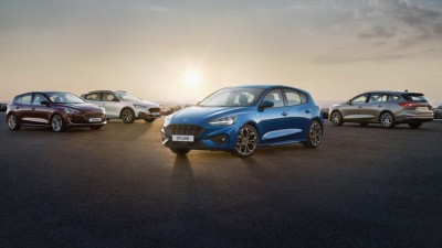 New Ford Focus line-up revealed