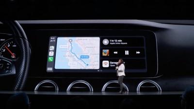 Apple CarPlay facelift unveiled