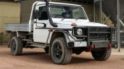 Mercedes-Benz G-Class ute price revealed