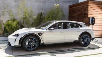 Porsche Taycan Cross Turismo confirmed