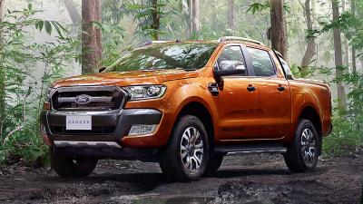 New 2016 Ford Ranger Wildtrak Revealed Ahead Of Australian Debut