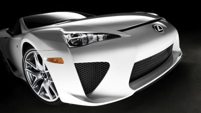 Lexus LFA Successor Planned: Report