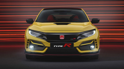 2021 Honda Civic Type R Limited Edition revealed for Australia