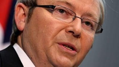 Rudd Responds To Bracks Review: Pledges $6.2 Billion In Assistance To Australian Automotive Industry