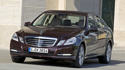 Mercedes-Benz E-Class Hybrids Heading To Detroit