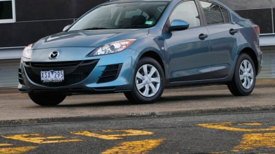 Mazda3 Neo Sedan Review