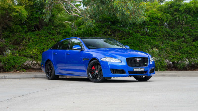 Jaguar XJR 575 2019 review