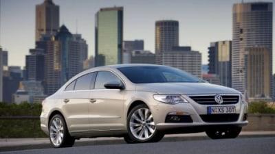 2009 Volkswagen Passat CC Australian Release