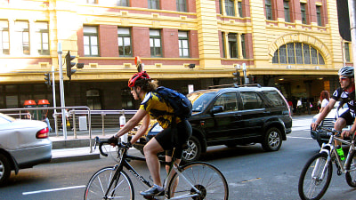 Victoria Police Continue Blitz On Cyclists