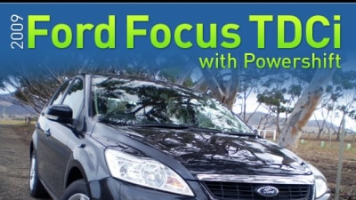 2009 Ford Focus TDCi With Powershift First Drive