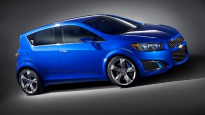 Holden Barina SRi To Enter Production In Chevrolet Form: Report