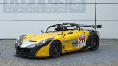 Lotus Sport 2-Eleven GT4 Supersport - Coming Soon To A Race Series Near You