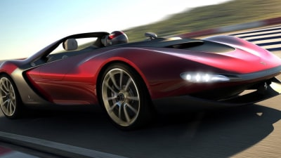 Pininfarina Sergio Concept – Yours For $2.1M
