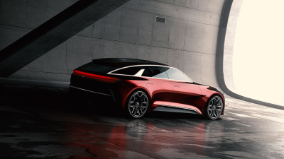 Kia Teases Svelte New Small Hatch Concept
