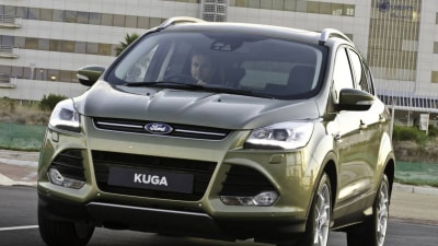 2013 Ford Kuga Launch Review