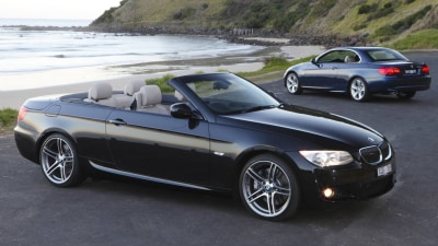 BMW Rolls Out 3 Series Coupe And Convertible Updates For 2012
